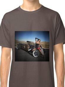 Strike a Pose Pin-up! Classic T-Shirt