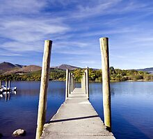 Derwent Water by Paul Thompson Photography