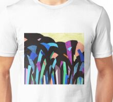 Leaves in the breeze Unisex T-Shirt