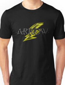 Tv Series Arrow and Flash cross-over Unisex T-Shirt