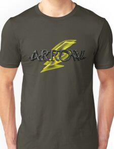 Tv Series Arrow and Flash cross-over Unisex T-Shirt