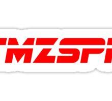 ESPN + TMZ = TMZSPN Sticker