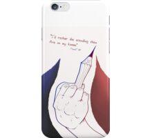 Charlie Hebdo iPhone Case/Skin