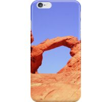 Fire Valley Arch iPhone Case/Skin