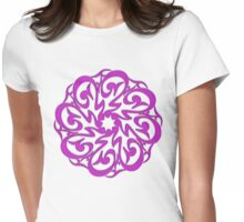 Mohammed (Pink Mandala)... Womens Fitted T-Shirt