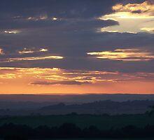 sunset 1 by painterman