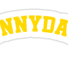 Sunnydale High School Tee Sticker