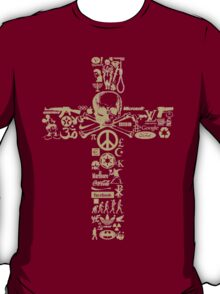 Sign of the times (shopping for hope) T-Shirt