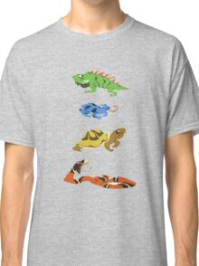 Reptile party!  Classic T-Shirt