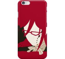 Grell iPhone Case/Skin