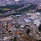 Edinburgh from above by Tom Gomez