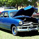 1949 Ford Tudor by Glenna Walker