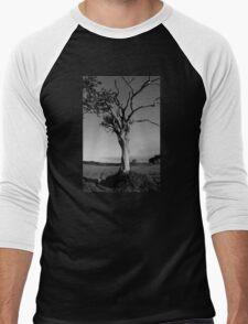 Ageing Gracefully Men's Baseball ¾ T-Shirt