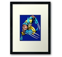 The Wolverine Framed Print