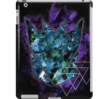 Decepticons Abstractness version 2.0 iPad Case/Skin