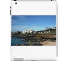 Elevated Boardwalk iPad Case/Skin