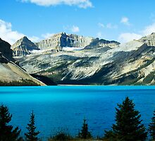 Bow Lake by kotybear