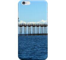 Prison Island Jetty - East Africa iPhone Case/Skin