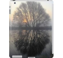 A Pond Reflection iPad Case/Skin