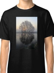 A Pond Reflection Classic T-Shirt