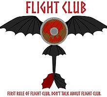 Flight Club - Motto by EnemyOfSanity