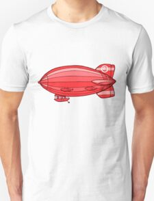 Little Red Zeppelin Unisex T-Shirt