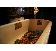 LIC tub Photographic Print