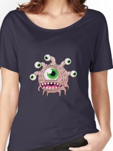 The happy Eye Tyrant Women's Relaxed Fit T-Shirt