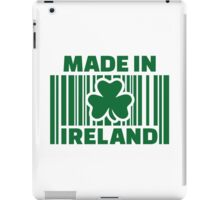 Made in Ireland iPad Case/Skin
