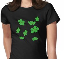 Pretty Green Flowers T-Shirt