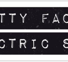 PFES Sticker