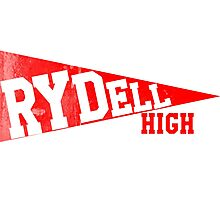 RYDELL HIGH Photographic Print