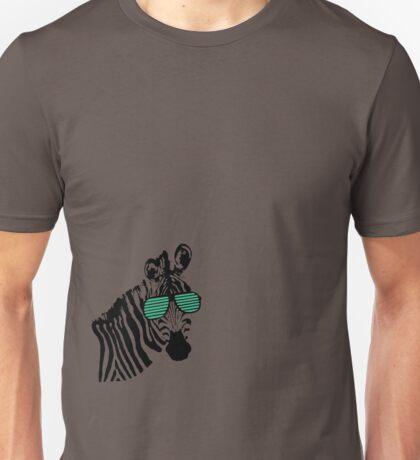 zebra_small Unisex T-Shirt
