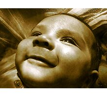 Precious Smiles Photographic Print