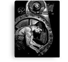 Boiler Maker Canvas Print