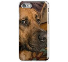 I'm done, last one until I get a treat, I mean that. iPhone Case/Skin