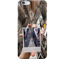 City Polaroid iPhone Case/Skin