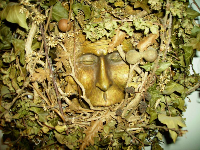Greenman,Withcraft Museum by Amanda Gazidis
