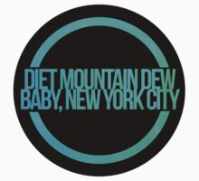 BABY NEW YORK CITY by Emi Bourke