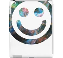 Colorful Tarantula | Galactic Smileys iPad Case/Skin