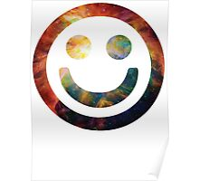 Heart of Orion | Galactic Smileys Poster