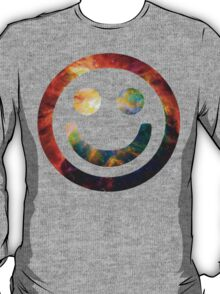 Heart of Orion | Galactic Smileys T-Shirt