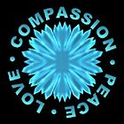 Compassion Peace Love by TheKittyGirl