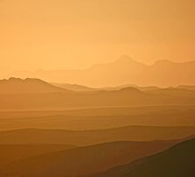 Sunset in Damaraland by RoryL