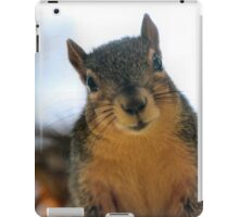 What'cha doing?  iPad Case/Skin