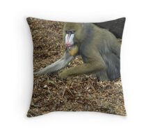 Where are my Dentures? Throw Pillow