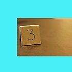 Number three by dydydada