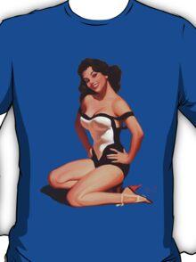 Vintage Pin up Girl - 1950 T-Shirt
