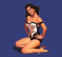 Vintage Pin up Girl - 1950 Unisex T-Shirt
