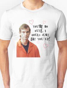 Jeffrey Valentines Unisex T-Shirt